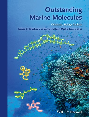 9783527334650: Outstanding Marine Molecules: Chemistry, Biology, Analysis