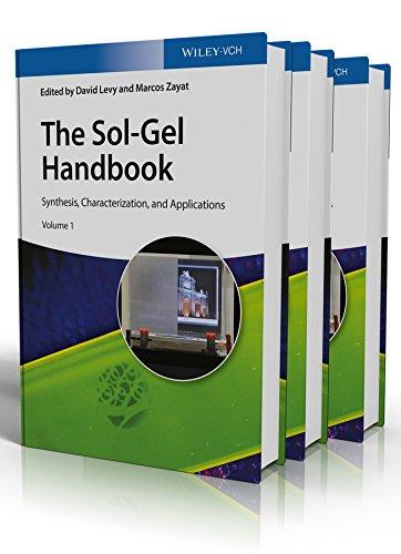 The Sol-Gel Handbook: David Levy