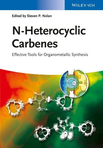 9783527334902: N-Heterocyclic Carbenes: Effective Tools for Organometallic Synthesis
