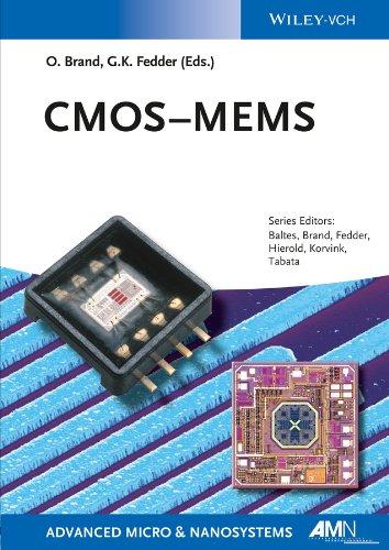 CMOS - MEMS (Advanced Mirco & Nanosystems): Wiley-VCH