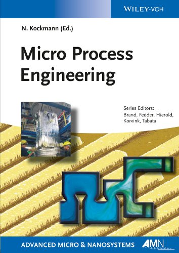 9783527335008: Micro Process Engineering: Fundamentals, Devices, Fabrication, and Applications (Advanced Micro and Nanosystems)