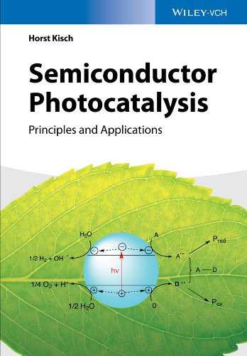 9783527335534: Semiconductor Photocatalysis: Principles and Applications