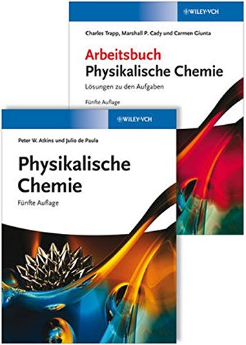 Physikalische Chemie: Peter W. Atkins