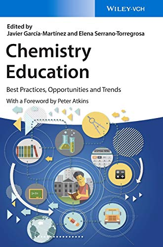 9783527336050: Chemistry Education: Best Practices, Opportunities and Trends