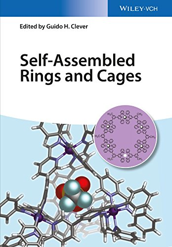 9783527336098: Self-Assembled Rings and Cages