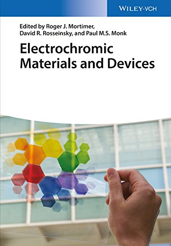 9783527336104: Electrochromic Materials and Devices