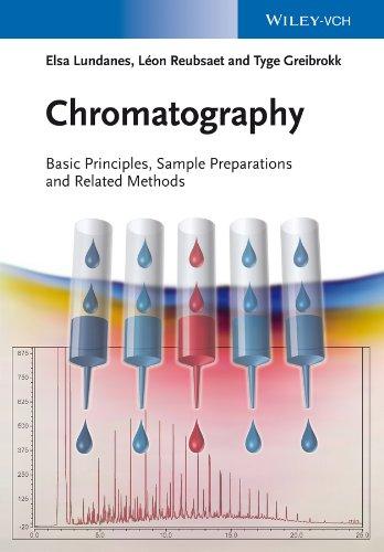 Chromatography: Elsa Lundanes, Léon