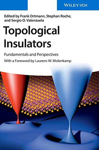 9783527337026: Topological Insulators: Fundamentals and Perspectives