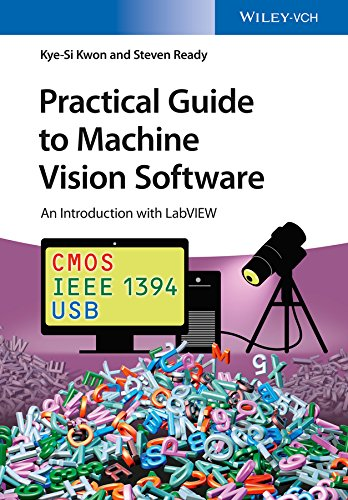 9783527337569: Practical Guide to Machine Vision Software: An Introduction with LabVIEW