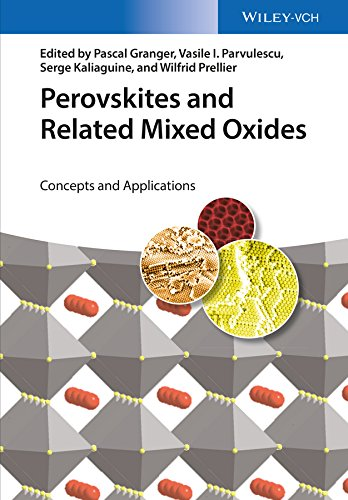 9783527337637: Perovskites and Related Mixed Oxides - C