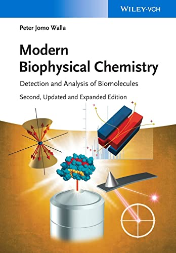 9783527337736: Modern Biophysical Chemistry: Detection and Analysis of Biomolecules