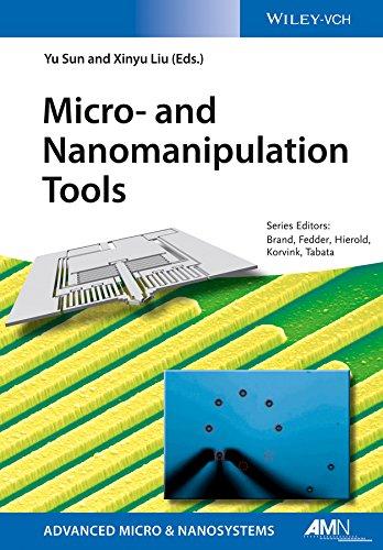 9783527337842: Micro- and Nanomanipulation Tools (Advanced Micro and Nanosystems)