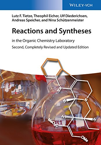 9783527338146: Reactions and Syntheses: In the Organic Chemistry Laboratory