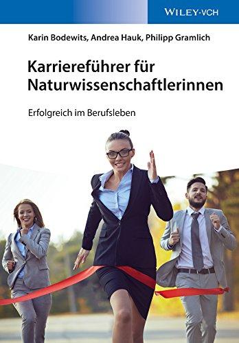 9783527338399: Naturwissenschaften - Beruf und Karriere: Der Ratgeber fur Frauen (German Edition)