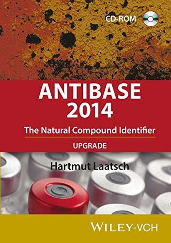 9783527338436: AntiBase 2014: The Natural Compound Identifier, Upgrade