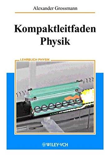 9783527403424: Kompaktleitfaden Physik