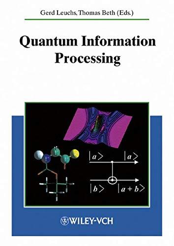 9783527403714: Quantum Information Processing