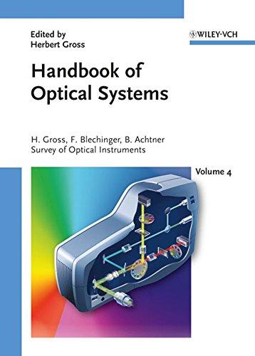 Handbook of Optical Systems 4: Herbert Gross