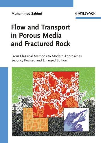 9783527404858: Flow and Transport in Porous Media and Fractured Rock: From Classical Methods to Modern Approaches