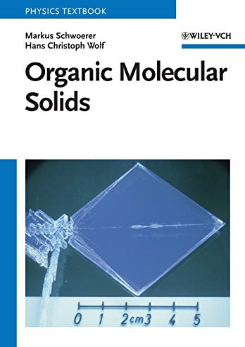 9783527405404: Organic Molecular Solids