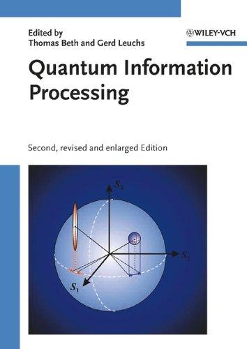 9783527405411: Quantum Information Processing