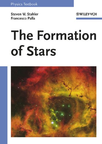 9783527405596: The Formation of Stars (Physics Textbook)