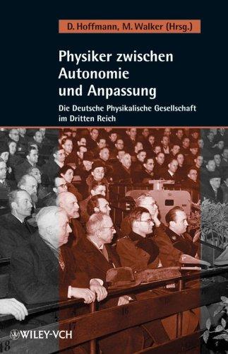 Physiker zwischen Autonomie und Anpassung: Dieter Hoffmann