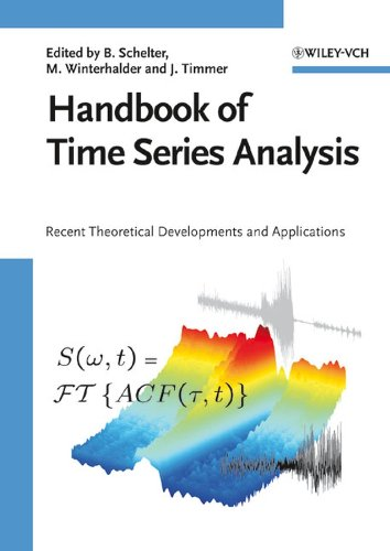 9783527406234: Handbook of Time Series Analysis: Recent Theoretical Developments and Applications