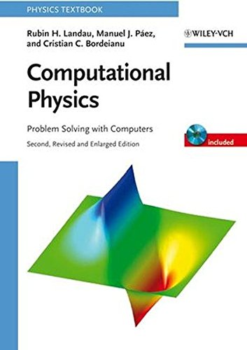 9783527406265: Computational Physics: Problem Solving with Computers