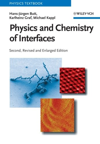 9783527406296: Physics and Chemistry of Interfaces (Physics Textbook)