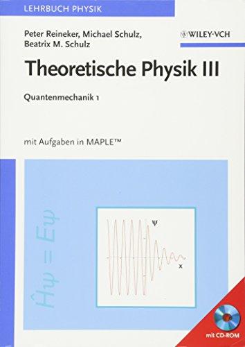 9783527406395: Theoretische Physik III: Quantenmechanik 1 (German Edition)