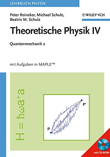 9783527406432: Theoretische Physik IV: Quantenmechanik II