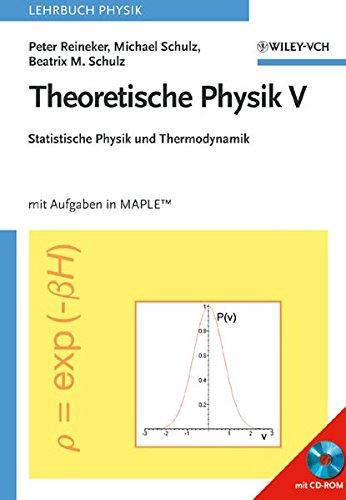 9783527406449: Theoretische Physik V: Statistische Physik und Thermodynamik (German Edition)