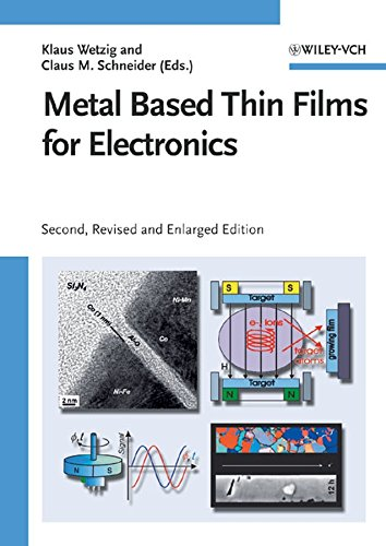 9783527406500: Metal Based Thin Films for Electronics