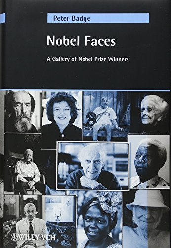 Nobel Faces - a Gallery Of Nobel Prize Winner