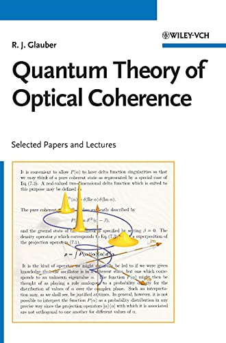 9783527406876: Quantum Theory of Optical Coherence: Selected Papers and Lectures