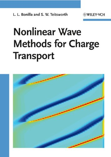 9783527406951: Nonlinear Wave Methods for Charge Transport