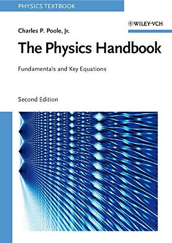 9783527406999: The Physics Handbook: Fundamentals and Key Equations