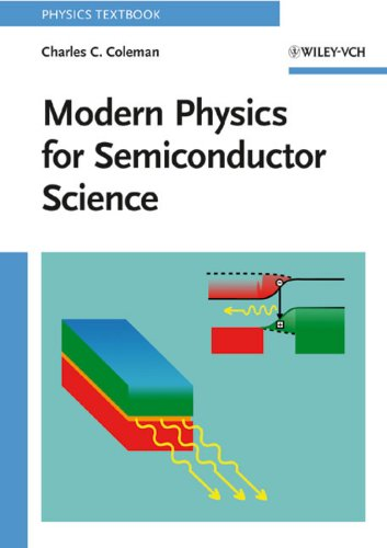 9783527407019: Modern Physics for Semiconductor Science (Physics Textbook)