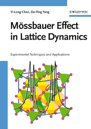 Mössbauer Effect in Lattice Dynamics: Yi-Long Chen