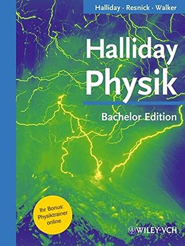 9783527407460: Halliday Physik (German Edition)