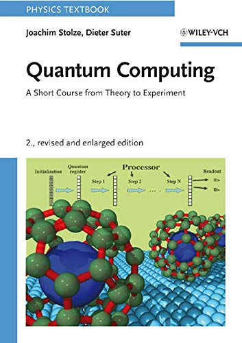 9783527407873: Quantum Computing, Revised and Enlarged: A Short Course from Theory to Experiment