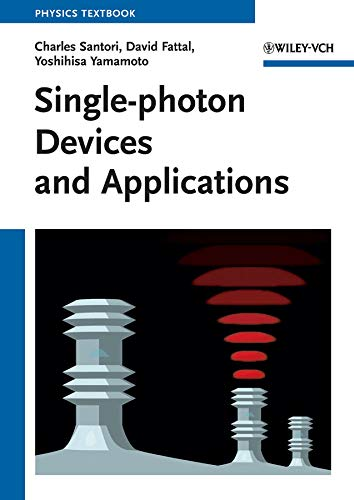 9783527408078: Single-photon Devices and Applications