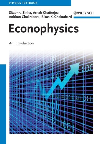 9783527408153: Econophysics: An Introduction
