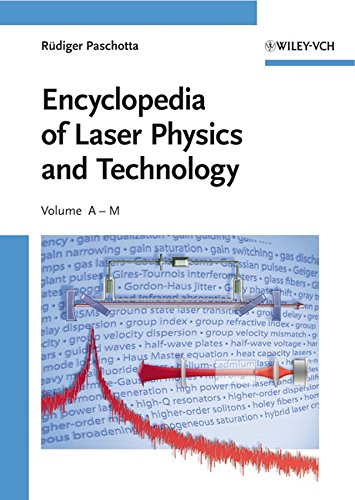 9783527408283: Encyclopedia of Laser Physics and Technology