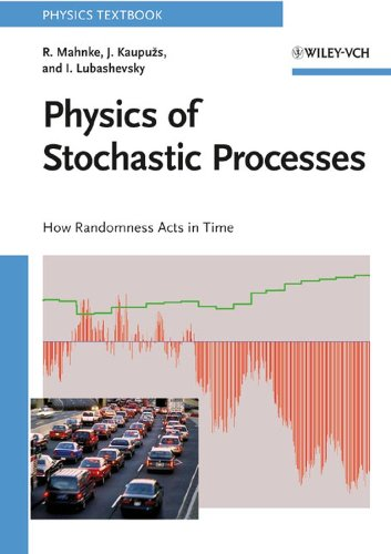 9783527408405: Physics of Stochastic Processes: How Randomness Acts in Time