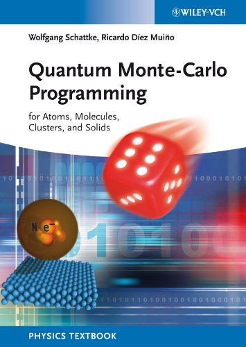 9783527408511: Quantum Monte-Carlo Programming: for Atoms, Molecules, Clusters, and Solids