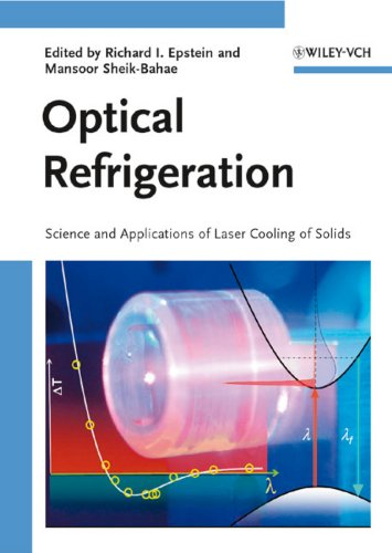 9783527408764: Optical Refrigeration: Science and Applications of Laser Cooling of Solids
