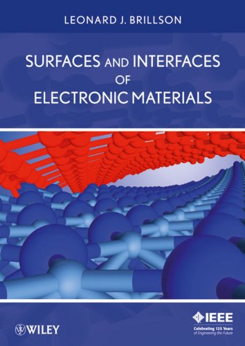 9783527409150: Surfaces and Interfaces of Electronic Materials (Wiley – IEEE)