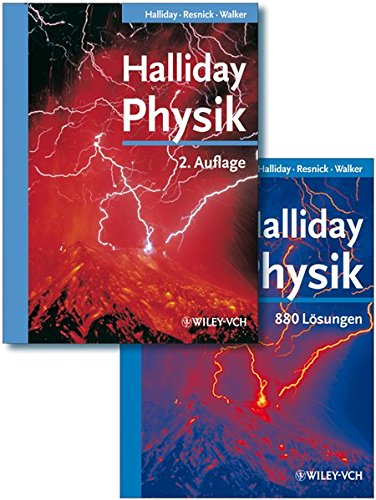 9783527409198: Halliday deLuxe: Lehrbuch inkl. Lösungsband
